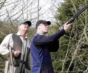 Clay Shooting Birthday Parties